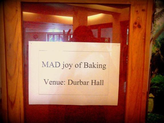MAD - Joy of Baking